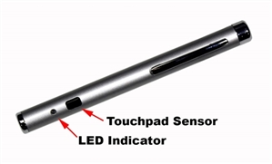 Alpec Touch Pad Pro Red Laser Pointer