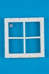 12x12 Window with j-lap