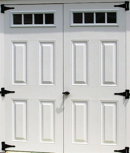 alternative views - Exterior Fiberglass Doors