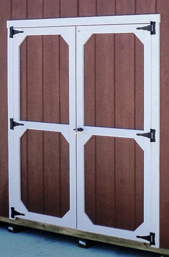 Do It Yourself High Quality Shed Doors Plans