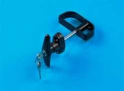 Locking T-Handle W/Keys
