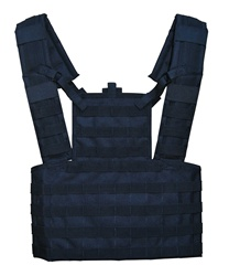 TG113B Black MOLLE Tactical Chest Rig - 3L-INTL