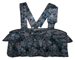 TG115W Woodland Digital Camo 7-Pouch Chest Rig - 3L-INTL