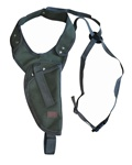 Airsoft TG201G-4 OD Green Vertical Shoulder Holster Right Handed (4 pcs) - 3L-INTL