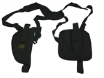 TG202B-6 Black Vertical Shoulder Holster Right Handed (6 pcs) - 3L-INTL