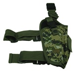 TG204WR-4 Woodland Digital Elite Tactical Leg Holster Right Handed (4 pcs) - 3L-INTL