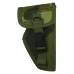 TG205CR-6 Woodland Camo Small Holster Right Handed (6 pcs) - 3L-INTL