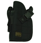 TG206BL-6 Black Belt Gun Holster Left Handed (6 pcs) - 3L-INTL