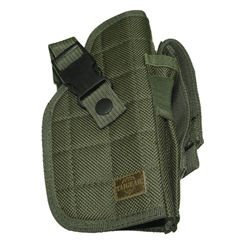 TG206GR-6 OD Green Belt Gun Holster Right Handed (6 pcs) - 3L-INTL