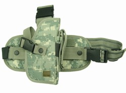 TG207AR ACU Digital Camouflage Drop Leg Gun Holster Right Handed - 3L-INTL