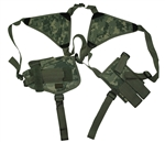 TG208AA-3 ACU Digital Shoulder Holster with One Holster and One Magazine Pouch (3 pcs) - 3L-INTL