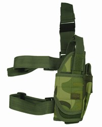 TG214CR Woodland Camo Tornado Tactical Leg Holster Right Handed - 3L-INTL