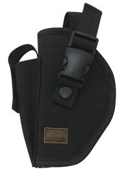 TG218BL-6 Black Deluxe Commando Belt Holster Left Handed (6 pcs) - 3L-INTL