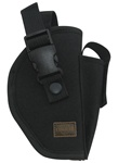 TG218BR-6 Black Deluxe Commando Belt Holster Right Handed (6 pcs) - 3L-INTL
