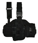 TG221BL Black Tactical Thigh Holster Left Handed - 3L-INTL