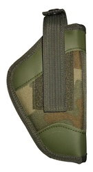 TG241CR-6 Woodland Camo Small Arms Belt Holster Right Handed (6 pcs) - 3L-INTL