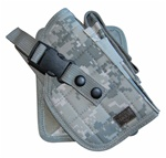 TG244AR ACU Digital Camouflage MOLLE Cross Draw Holster Right Handed - 3L-INTL