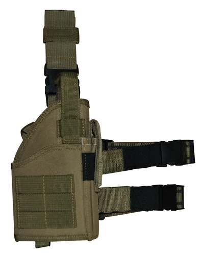 Nice Taigear Tan Color Molle Double Mag Pouch Holder For Belt; Pouch New Holsters, Belts & Pouches