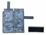 TG247A ACU Digital Velcro Attachable Double Magazine Pouch - 3L-INTL