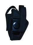 TG260B00-6 Black Ambidextrous Belt Holster with pouch Size 00 (6 pcs) - 3L-INTL
