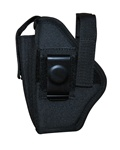 TG260B18-6 Black Ambidextrous Belt Holster with pouch Size 18 (6 pcs) - 3L-INTL