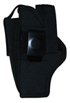 TG260B20-6 Black Ambidextrous Belt Holster with pouch Size 20 (6 pcs) - 3L-INTL