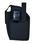 TG260B24-6 Black Ambidextrous Belt Holster with pouch Size 24 (6 pcs) - 3L-INTL