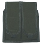 TG302G-4 Green MOLLE Universal Double Rifle Magazine Pouch (4 pcs) - 3L-INTL