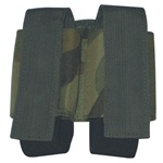 TG303C Woodland Camo MOLLE Dual M16 Mag Pouch - 3L-INTL