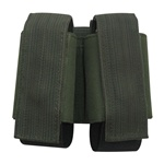 TG303G-4 OD Green MOLLE Double 40MM Grenade/M16 Mag Pouch (4 pcs) - 3L-INTL