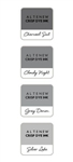 Altenew - Mini Cube Set Gentleman's Grey