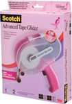 Scotch Pink Advanced Tape Glider & Tape