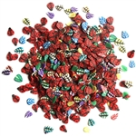Buttons Galore - Sprinkletz Embellishment Pack Ladybugs