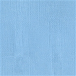 Bazzill - 12x12 Textured Cardstock Sea Water