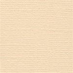 Bazzill - 12x12 Textured Cardstock Peach