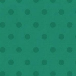 Bazzill - 12x12 Dotted Swiss Cardstock Mermaid