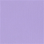 Bazzill - 12x12 Textured Cardstock Wisteria