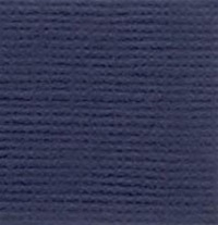 Bazzill - 12x12 Textured Cardstock Admiral Blue