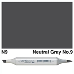 Copic Sketch Marker - Neutral Gray N9