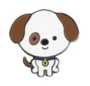 Doodlebug - Collectible Pin Puppy