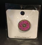 Doodlebug - Collectible Pin Donut