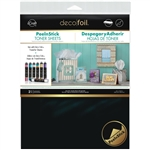 Deco Foil - Peel N Stick Toner Sheets 8x10