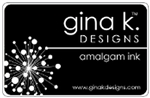 Gina K Designs - Amalgam Ink Obsidian Black