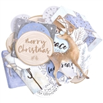 Kaisercraft - Whimsy Wishes Cardstock Die-Cuts Collectables