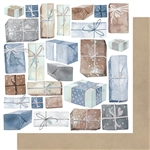 Kaisercraft - Whimsy Wishes 12X12 Wrapped Up