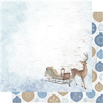 Kaisercraft - Whimsy Wishes 12X12 Dashing Deer