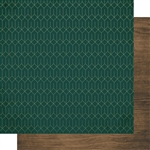 Kaisercraft - Emerald Eve 12X12 Rejoice