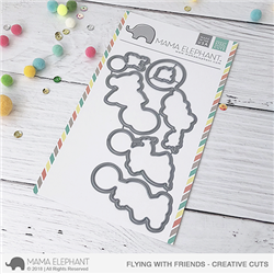 Mama Elephant - Flying With Friends Creative Cuts