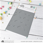 Mama Elephant - Cloudy Day Cover Creative Cuts