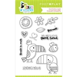 Photoplay - Birds of a Feather Stamp Set